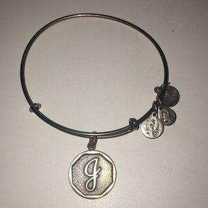 J Alex and Ani bracelet